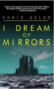 I DREAM OF MIRRORS COVER